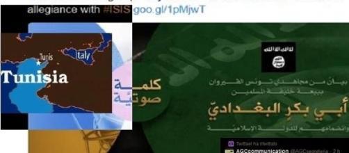 Jihadisti tunisi rispondono fedeltà al Califfo