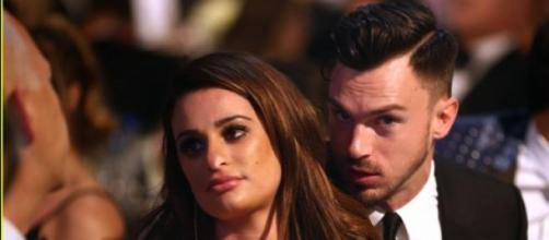 Lea Michele abre su corazón a Matthew