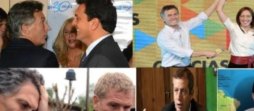 Macri y Massa muy alejados