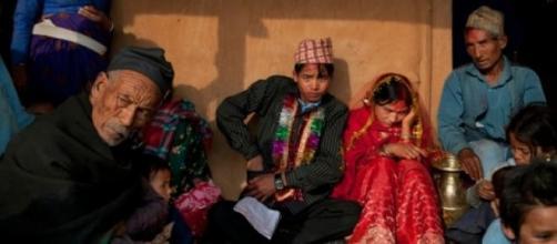 matrimonios infantiles en Nepal