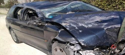 Un grave incidente stradale