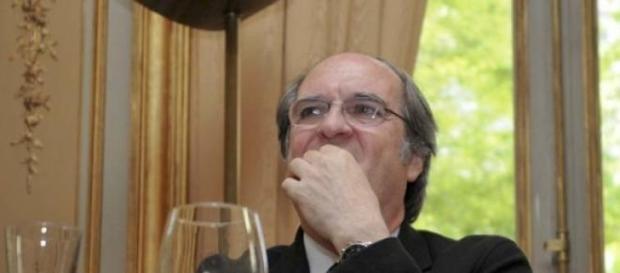 Ángel Gabilondo, candidato del PSOE en Madrid