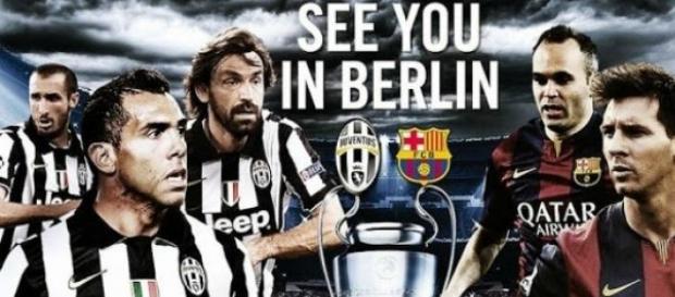 Barcelona czy Juventus: kto wygra finał LM 2015?