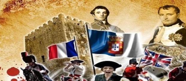 D. João VI fugiu e a França atacou Portugal