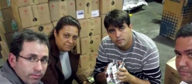 Divulgação Facebook - Cabo Zanola