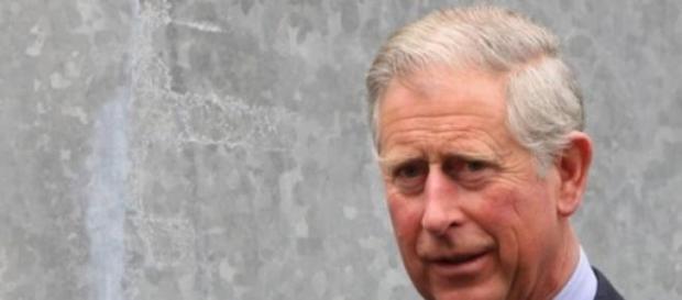 El Príncipe Charles de visita en Irlanda
