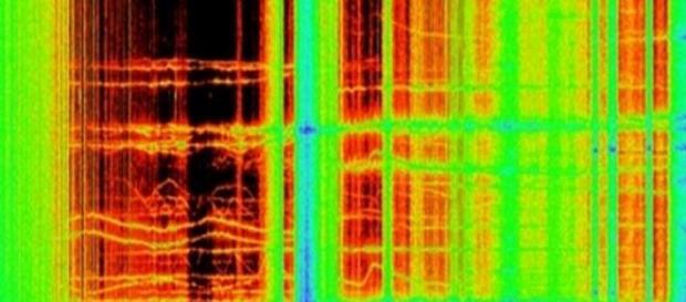 Imaginea sunetelor trimisă de NASA