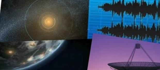 Segnali misteriosi dallo spazio