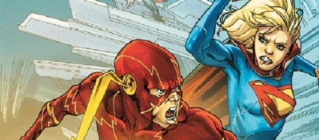 Supergirl podría interactuar con The Flash