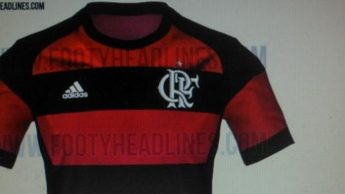 Imagens do provável novo uniforme do Flamengo vazam na internet 36f5a87c8cfb2