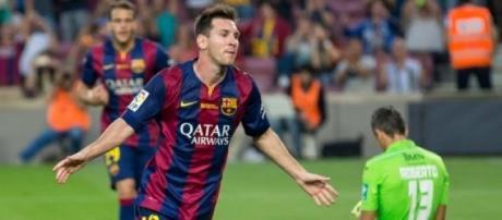 Diez años después, Messi sigue rompiendo redes