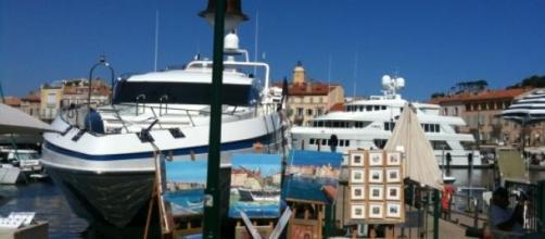 Imagen del Puerto de St.Tropez