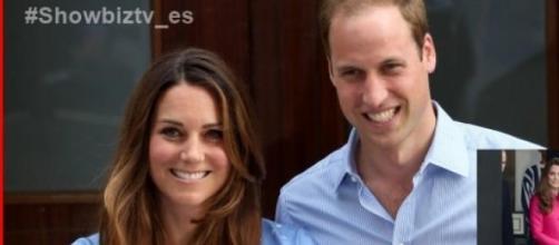 Kate Middleton dió a luz una niña