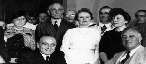 Presidentes Vargas e Roosevelt