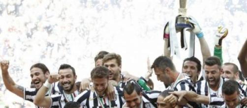 Quarto scudetto consecutivo per la Juventus
