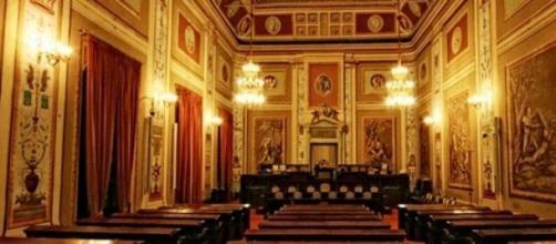 Sala d'Ercole a palazzo dei Normanni , Palermo