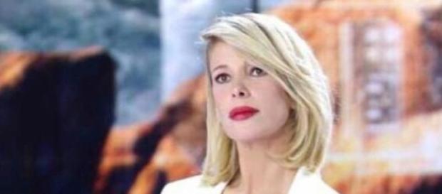 Alessia Marcuzzi pensa al terzo figlio (Facebook)