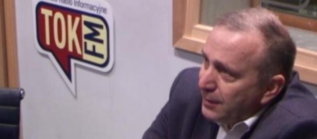 Grzegorz Schetyna w Radiu Tok FM