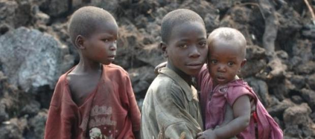 Jeunes enfants africains - Flickr