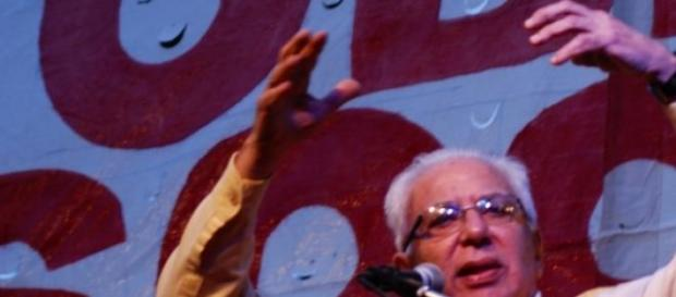Jorge Altamira, precandidato a presidente