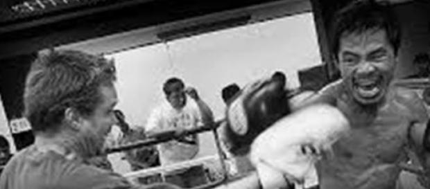 Manny Pacquiao waga półśrednia