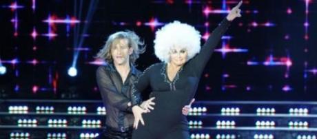Carmen regresó por  su corona del Bailando.