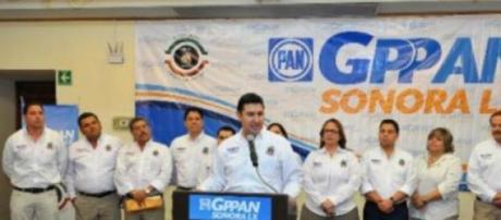 El PAN tiene cuestionable desempeño en Sonora