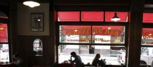 El bar un ícono de los porteños
