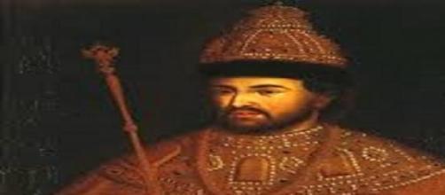 Iván IV, conocido popularmente como el Zar