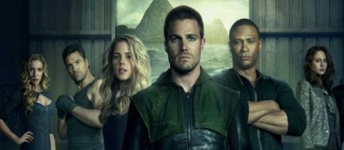La terza stagione di Arrow.