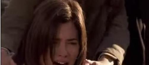 Maria è disperata Il Segreto