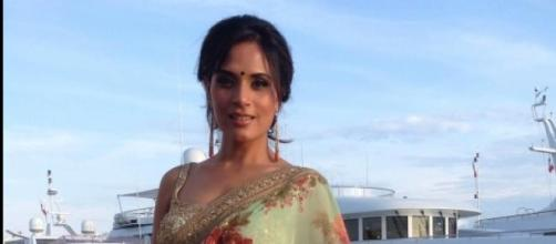 Richa Chadda at Cannes 2015