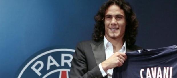 Cavani va sans doute quitter Paris.