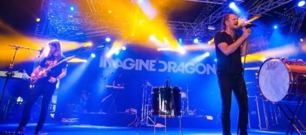 Imagine Dragons are headlining the festival.