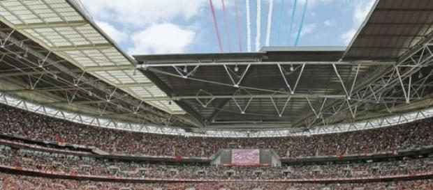 Play-off action at Wembley and up in Scotland