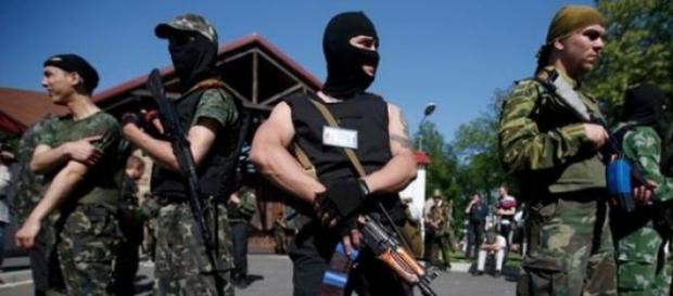 Separatisti din estul Ucrainei