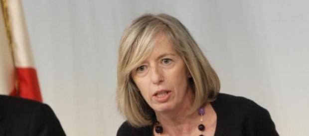 Stefania Giannini, ministro dell'Istruzione