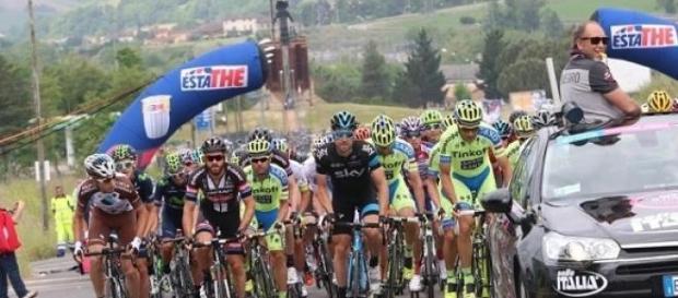 Suivez la 11e étape du Giro en direct  !