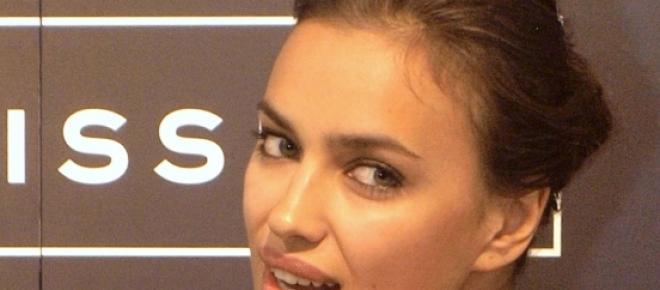 Das russische Topmodel Irina Shayk