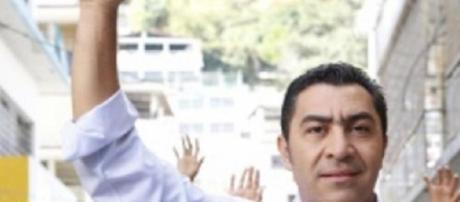 Jorge Camacho. Candidato conservador mexicano