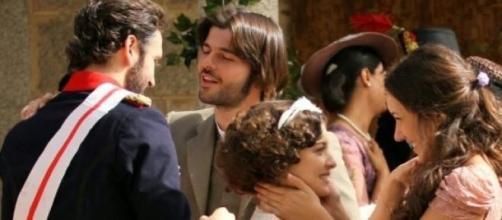 Anticipazioni Il segreto: Candela sposa Tristan?