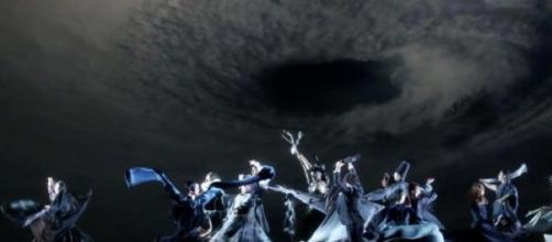 Cena 4 da ópera CO2 - Os Furacões
