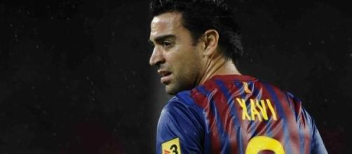 Finalmente Xavi se va del Barcelona