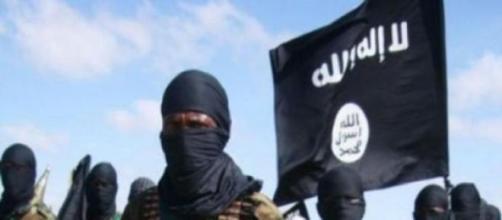Gruppo di combattenti dell'Isis