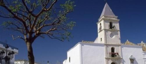 Iglesia de Paterna de Rivera