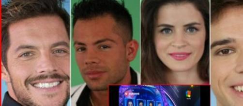 Matías, Camila, Francisco y Mariano nominados