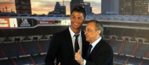 Ronaldo está descontente no Real Madrid.