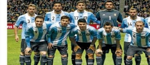 Selección Argentina de Fútbol mundial 2014