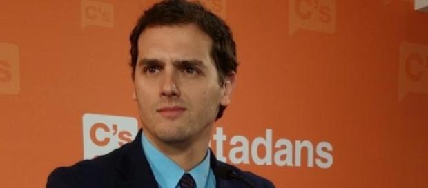 Albert Rivera de Ciutadans per Catalunya