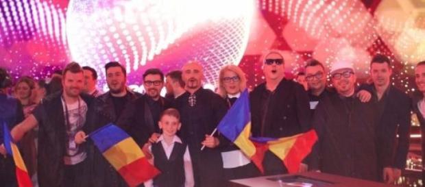 Echipa care reprezintă România în Austria